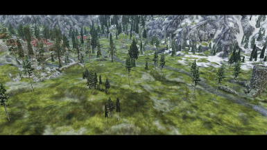 HD Detailed Terrain