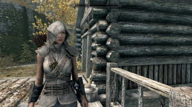 Thieves Guild Armor Playable (TGAP)