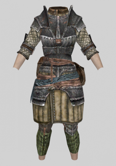 CBBE Armour and Clothing Conversions for Beyond Skyrim