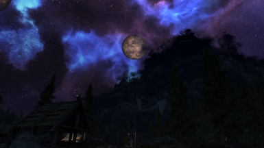 Udated Secunda with Skyrim Shadowing