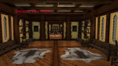 Lakeview Manor II - Compatible with mods that change the exterior of lakeview manor
