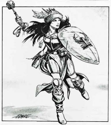 Cleric RolePlay...Dungeons and Dragons Inspired
