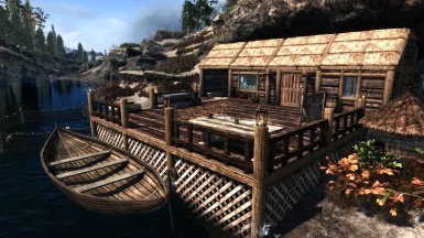 Riverside Shack - Buildable Player Home