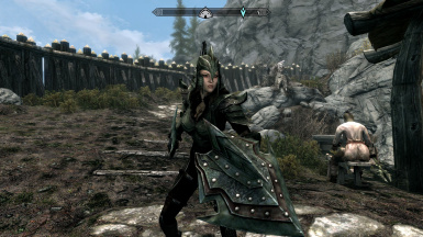 Green Orcish Armor