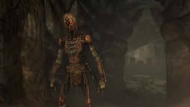 Cannibal Draugr on Solstheim (Bloodmoon Creature Restoration Project)