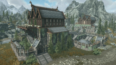 Dovahkiins Warehouse and Bedroom SSE
