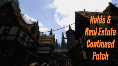 Holds The City Overhaul and RE - Real Estate Compatibility Patch