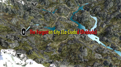 The Forgotten City - Spanish Translation (Diferenciada por Sexos)