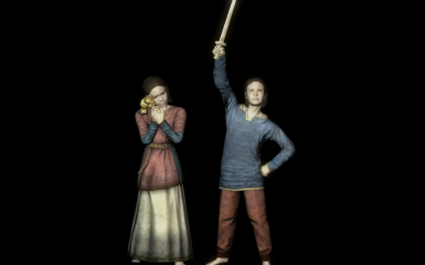 Children Loading Screen Fix (for RS Children or The Kids Are Alright and other Children Mods)