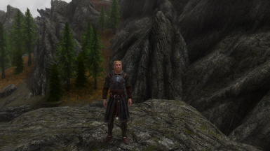 Salvaged Ancient Nord Armor