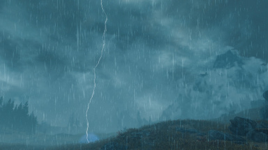 Lightning Integrated Into All Weathers