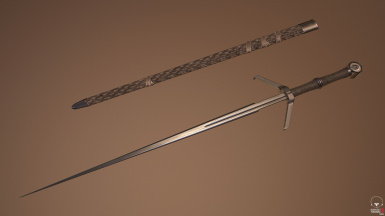 Witcher Sword01