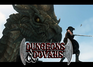 Dungeons and Dovahs SSE