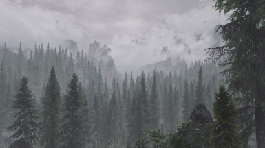 Falkreath finally has forests