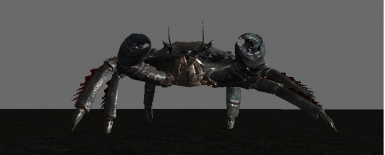 The Mudcrab that should have been in Skyrim all along!