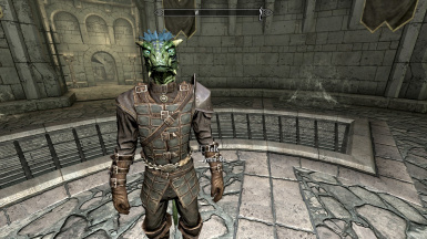 Dawnguard Argonian Follower Jymm-Re