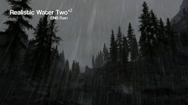 ENB Rain w/ Cathedral Weathers