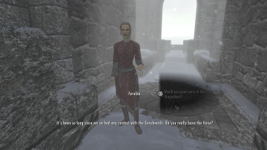 Dragonborn Goes To College