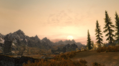 Vivid Weathers Definitive Edition - a complete Weather and Visual overhaul for Skyrim