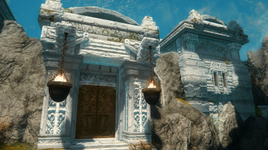 Skyland markarth at skyrim special edition nexus mods