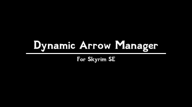 Dynamic Arrow Manager SSE