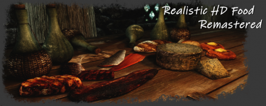 Realistic HD Food Remastered