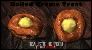 Boiled Creme Treat in Inventory