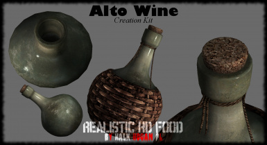Alto Wine in Creation Kit