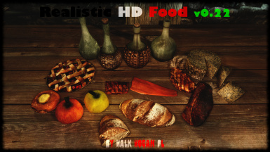 Realistic HD Food v022 Preview ENB