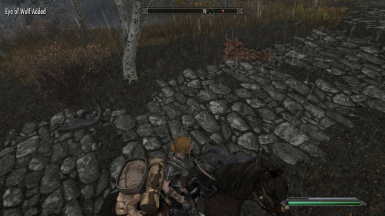 Patch for Predator Vision and Convenient Horses