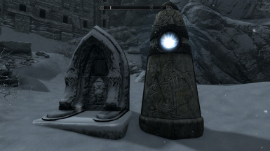 Shrine near High Hrothgar