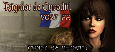 Rigmor of Cyrodiil - version francaise