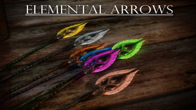 Elemental Arrows By Fuma