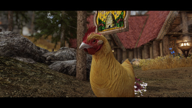 Chicken HD