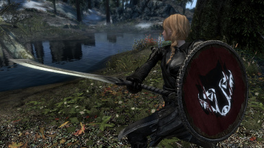Ebony Sword