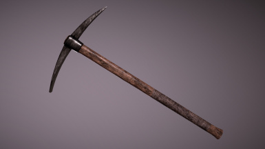 Pickaxe Redone SSE