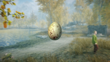 Hearthfire Hawk's Egg
