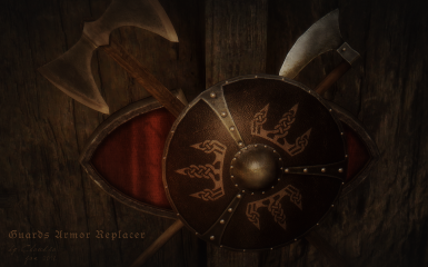 Guards Armor Replacer SSE