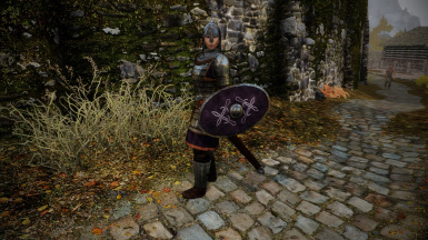 Riften Guard - Extra Guards Compatible