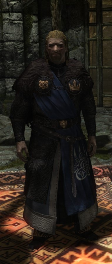 New Armor for Ulfric
