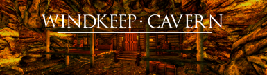 Windkeep Cavern - A Highly Detailed player Cavern
