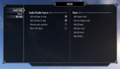 New MCM Section, by JvM's Patch