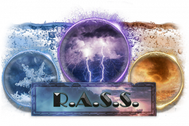 R.A.S.S. Rain Ash And Snow Shaders - Wet Frost Cold Dust