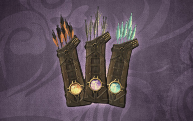 Unofficial Arcane Archer Pack Patch