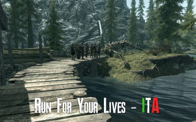 Run for Your Lives - ITA