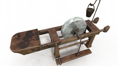 Skyrim 3D Blacksmith