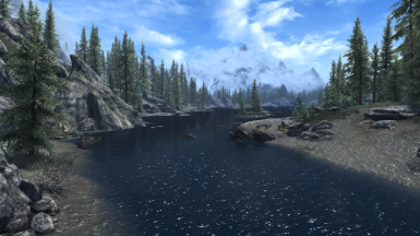 Cathedral Water Overhaul - Includes Water Edge Bug Fix