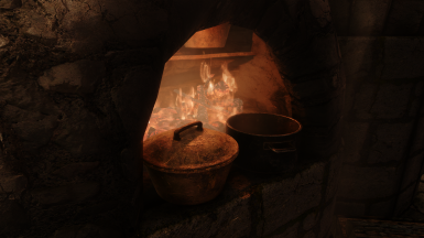 Skyrim 3D Cooking
