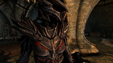 CC's HD Daedric Weapons and Armor