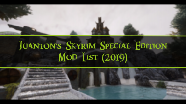 the elder scrolls v skyrim special edition mod list